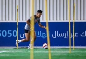 اسامی بازیکنان حاضر و غایب الهلال برای دیدار با پرسپولیس مشخص شد