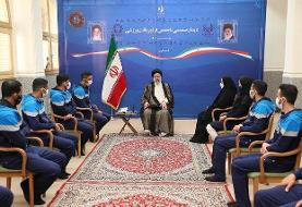 تلاش برای حضور نمایندگان ایران در مجامع جهانی ورزش باید با محوریت تأمین منافع کشور پیگیری شود