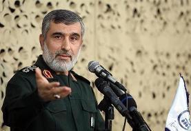سردار حاجیزاده: تمام سامانههای پدافندی ارتش و سپاه در یک شبکه تحت فرماندهی ارتش است