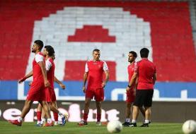 تمجید AFC از کاپیتان پرسپولیس در آستانه دیدار با الهلال
