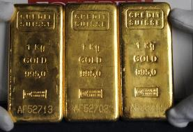ریزش ۲۹ دلاری طلا