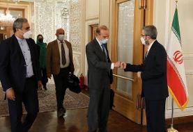 یک مقام ارشد اروپایی: ایران هنوز آماده ازسرگیری مذاکرات وین نیست