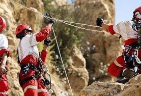 مرگ مرد ۵۷ ساله در کوهستان