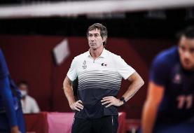 لورن تیلی: ترک تیم ملی والیبال فرانسه بسیار سخت بود/ رزنده نیازی به مشورت ندارد