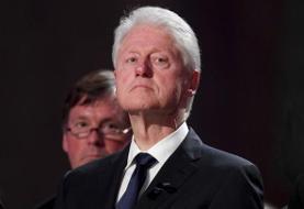 بیل کلینتون در بیمارستان بستری شد