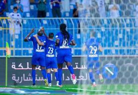 الهلال فینالیست شد/ النصر همچنان در حسرت جام