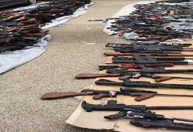 تبلیغ خرید و فروش سلاحهای جنگی در فضای مجازی / قاچاقچی سابقه دار اسلحه دستگیر شد