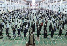برگزاری نماز جمعه از هفته آینده به جز در شهرهای قرمز