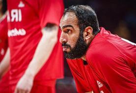 ویدئو   ستاره بسکتبال ایران بوکسور شد