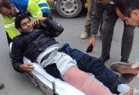 سالانه ۳۰۰ هزار ایرانی در تصادفات رانندگی مجروح و معلول می&#۸۲۰۴;شوند