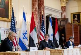 مواضع مقامات منطقه و اتحادیه اروپا درباره ایران و از سرگیری مذاکرات وین در سفر به واشنگتن