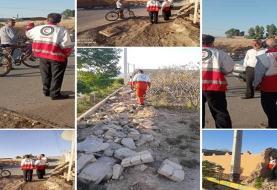 زلزله زرند کرمان تلفات جانی نداشت