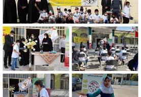 زنگ «روز ملی پارالمپیک» در مدارس استثنایی استان قم نواخته شد
