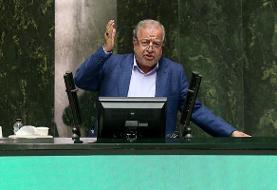 تذکر نماینده گلپایگان به وزارت نیرو در خصوص آب شرب حوزه انتخابیه