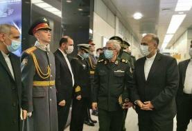 رئیس ستاد کل نیروهای مسلح ایران 'برای پیگیری مسائل افغانستان و خریدهای ...
