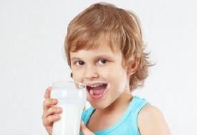 فرقی بین مصرف شیر پرچرب و کم چرب برای کودکان وجود ندارد