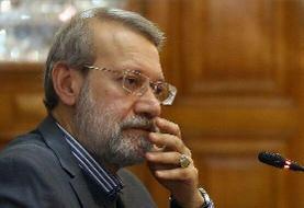 علی لاریجانی بار دیگر خواستار اعلام علنی دلیل ردصلاحیت خود شد