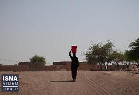 ویدئو / «ابوغریب» و «مراغیه»، محروم و بیآب
