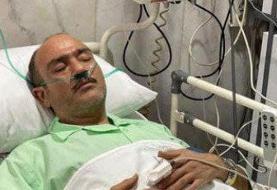 مهران غفوریان دچار عارضه قلبی شد (+عکس)