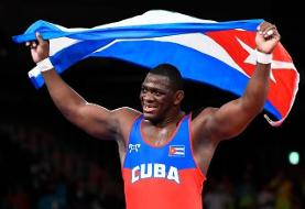 پنجمین طلای المپیک پادشاه سنگین وزن کشتی جهان  در ۴۱ سالگی؟