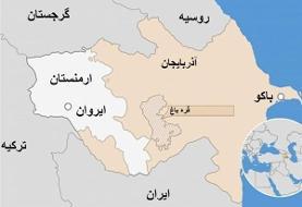 ممنوع شدن ورود کامیون های ایرانی به قره باغ