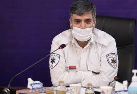 استقرار شش دستگاه آمبولانس در محل برگزاری نماز جمعه/امکان واکسیناسیون نمازگزاران