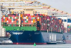 رشد ۴۰ درصدی تجارت با اوراسیا