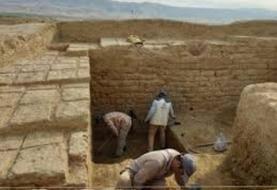 کشف کتیبه ساسانی در خراسان شمالی