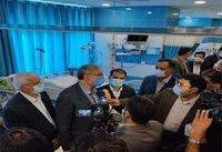 وزیر بهداشت:۷۶میلیون ایرانی یک دُز واکسن کرونا را دریافت کرده&#۸۲۰۴;اند