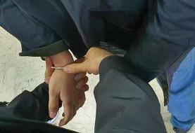 دستگیری ۴ سارق حرفه ای در غرب تهران