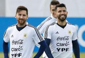 فشار مسی بر PSG برای معاوضه ایکاردی و آگوئرو
