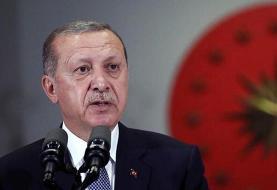 اردوغان سفیران ۱۰ کشور غربی را «عنصر نامطلوب» خواند