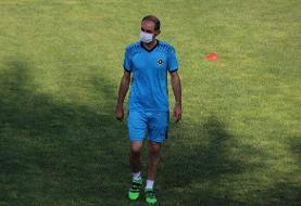 بازی در برابر نفت مسجدسلیمان سخت است/ فدراسیون بازی را اطلاع نداد