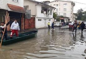اخطار سرما و سیلاب در برخی استانها