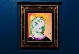 فروش ۱۱ اثر پیکاسو به قیمت بیش از ۱۰۸ میلیون دلار در آمریکا
