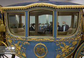 افتتاح موزه خودروهای تاریخی ایران (+عکس)