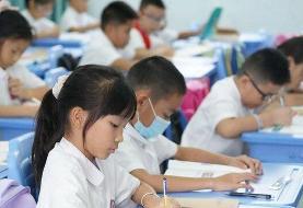 چین برای کاستن از فشار مشق شب قانون وضع کرد