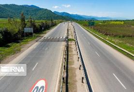 کاهش ۷.۴ درصدی تردد در جادههای برونشهری