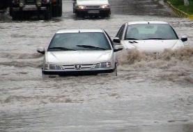 هشدار نارنجی هواشناسی به گیلانیها درباره موج جدید بارشها