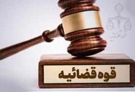 اطلاعیه قوه قضاییه درباره حکم جنجالی سارق ۳ بسته بادام هندی!