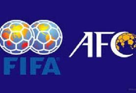 درخواست AFC از باشگاههای ایرانی حاضر در لیگ قهرمانان ۲۰۲۲ آسیا