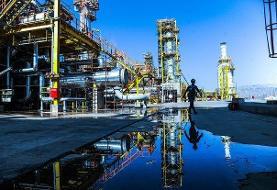 آغاز افت فشار تولید گاز در پارس جنوبی