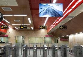 مترو شیراز ۵ آبان رایگان است