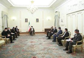 ظرفیت گسترش روابط تهران – عشقآباد بسیار فراتر از سطح کنونی است