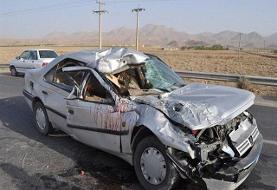 تصادف خونین در محور جهرم به لار کشته و زخمی برجای گذاشت