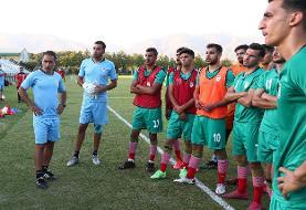 مهدویکیا: هشت بازیکن اصلی تاجیکستان، استقلالی هستند