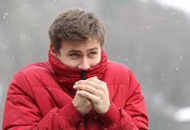 نقش سرما در کاهش علائم بیماری