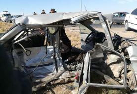 تصادف در اصفهان ۲ کشته داشت