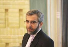 توافق برجامی ایران و اروپا/ باقری: پیش از پایان ماه نوامبر مذاکرات را شروع میکنیم