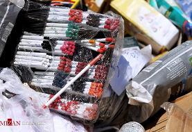 شناسایی ۴۰ میلیارد ریال اسانس و مواد افزودنی قاچاق در تهران